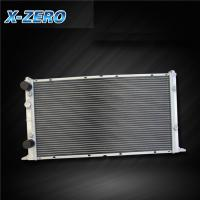 Quality Volkswagen 2 Row Universal Aluminum Radiator Golf GTI VR6 Jetta GLX MT V6 1994-98 Racing Parts for sale