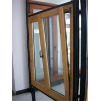Quality durable long life sound insulation aluminium  tilt windows price China supplier for sale