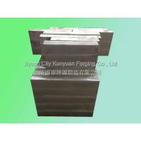 China 5CrNiMo / B2 / H13 Heavy Steel Forgings Rough Machined Bright Block Module on sale