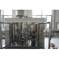China Full Automatic Olive Oil Filling Machine for PET Bottle 200ml - 2 L , Filling and Capping 2 in 1 Unit on sale
