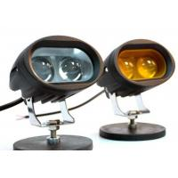 Quality High Intensity Automotive Work Light, Cree Amber White Vehicle Work Lights for sale