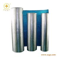 Quality Bubble Aluminum Foil Heat Reflective Construction Insulation Roll Material for sale