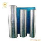 Quality Bubble Aluminum Foil Heat Reflective Insulation Rolls for sale
