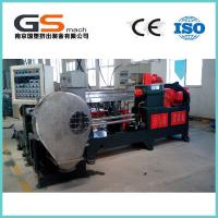 Quality Plastic Film Extruder Machine For PE Cross Linking Cable Material , PVC Extruder Machine  for sale
