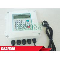 Buy Fixed Type Ultrasonic Flowmeter Wall Hanging Digital Flow Meter TUF-2000SW Wall-mounted Type at wholesale prices