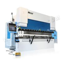 Quality China press brake tooling with DA-66T, WE67K-80T/2500 CNC hydraulic press brake manufacturer for sale