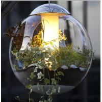 Buy home docor clear acrylic spheres at wholesale prices
