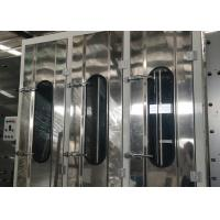 Quality Automatic Insulating Glass Production Line Stainless Steel Body Material for sale
