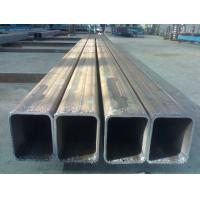 Quality ASTM Q345, Q195, SUS304, SUS306 Welded Rectangular Steel Pipe For Chemical, Cutting Machine for sale