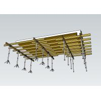Quality Highly Efficient Concrete Slab Formwork Systems Easy Operation For Floor Slab for sale