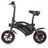 Buy cheap YOLCART.COM F - wheel DYU 12 inch 10Ah Folding Electric Bike ( Deluxe ) - BLACK from wholesalers