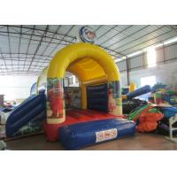 Quality Original Indian Inflatable Jumping Castle , Kids Indoor Bounce House For 3 - 15 Years Old Children for sale