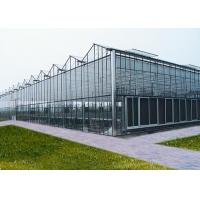 Quality Strawberry WatermelonGreen Prefab Houses Agricultural Greenhouse Supply for sale