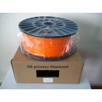 Quality 1.75mm 3mm plastic rods ABS filament for sale