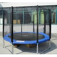 China Trampolines with Safety Net Exercises Trampoline on sale