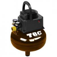 Buy 3-gal, Pancake Oilless Air Compressor at wholesale prices