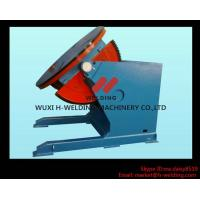 Quality Automatic Pipe Welding Turning Table With T-Slots for Clamping Work-Piece 300KG for sale