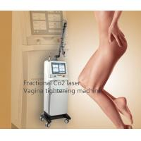 Quality Sincoheren Fractional Co2 Laser Scar Removal Machine Acne Treatment Vigina Tightening Machine for sale