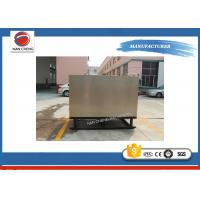 Buy LY Series Carbonated Drinks Production Line Beverage Cooler Rectangular Stainless Steel Tanks at wholesale prices