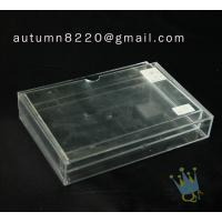 Quality BO (57) acrylic name card case for sale