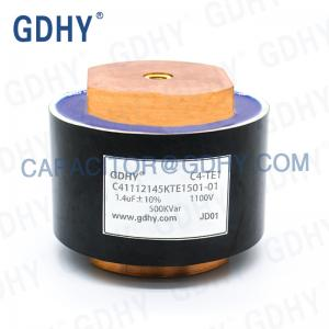 Quality 1.4UF 500Kvar 1100VAC Induction Heating Capacitor FP 12-500H for sale