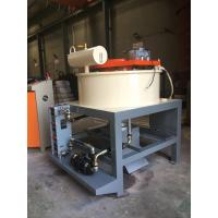Quality Single Cylinder Dry Magnetic Separator / Roller Type Magnetic Separator for sale