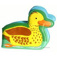Quality Yellow Duck Baby Bath Books Water Resistant 16x13cm Dimension KMT-BBB07 for sale