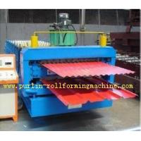 Quality Automatic Color Steel Cold Roll Forming Machine Sheet Metal Rolling Former for South Africa Customer for sale