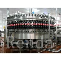 Quality Carbonated Drink Filling Plant PET Bottle Filling Machine With CO2 Mixing System for sale