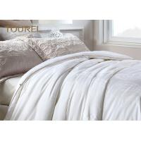 Quality Polyester Double Brushed Microfiber Bed Linen Comfortable Double Needle Stitching for sale