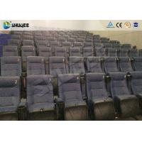 Buy SV Movie Theater Seats Sound Vibration / Special Effect For Theater Equipment at wholesale prices