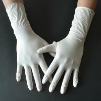 Quality Powder Free Disposable Medical Gloves , Medical Rubber Gloves Fingertip Textured for sale