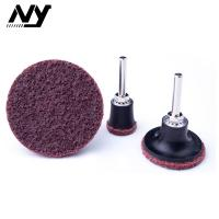 Quality TS Abrasive Sanding Discs , Flax Nylon Red  3m 2 Sanding Discs Automobile Polishing for sale