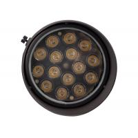 Quality 12V LED Garden Spotlights 35 Watt 35 ° Beam Angles Powder Coated Bronze Finish for sale
