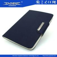Quality Cross pattern PU Fashion protective Case with stand and magnetic buckle for iPad Mini for sale