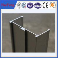 Buy Aluminium extrusion for wardrobe/cabinet/window and door,aluminium profile furniture at wholesale prices