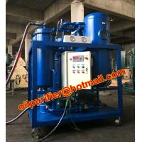 Turbo Oil vacuum separation technology portable oil filtering machines,turbine oil purifier for breaking emulsification for sale