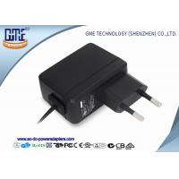 Quality PC housing EU 5V 2A Loudspeaker switching ac dc power adapter good performance for sale