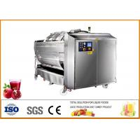 China Coustom Pomegranate juice production line 3T / H ISO9001 Certificate on sale