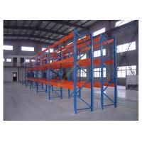 China Heavy Duty Storage Pallet Racking Shelves System with Powder Coating on sale