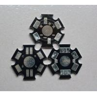 Quality Round LED PCB Boards with Aluminium pcb printed circuit board fabrication 0.1mm(4mil) for sale