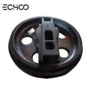 China Komatsu PC75 Excavator Idler Wheel Komatsu Mini Excavator Undercarriage Parts on sale