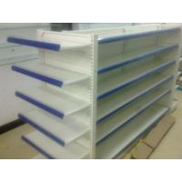Buy cheap Metal Durable Adjustable Customized Size Gondola Display Stands Racking For from wholesalers