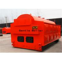 Buy cheap Steam Generator Small Wood Pellet And Wood Chip Fired Biomass Steam Boiler For from wholesalers