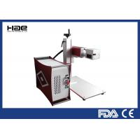 Higher Accuracy Metal Laser Engraving Machine With 3D Curved Surface Dynamic
