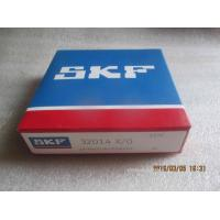 Buy Single Row Tapered Roller Bearings Metric Size 32014X/Q For Gearbox at wholesale prices