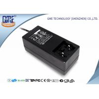 Quality Black Antijamming 36W Switching Power Adapter With Coil , 87.4% Efficiency for sale
