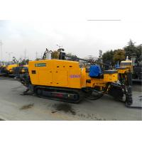 China 250 KW Horizontal Directional Drilling Rig / Directional Boring Used In Water Piping for sale