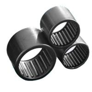Quality Steel Caged Needle Roller Bearings , Printers Pressure Roller Bearing HK3512 for sale