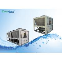 Quality Ethylene Glycol Screw Low Temperature Chiller Cold Liquid With Hot Water Function for sale